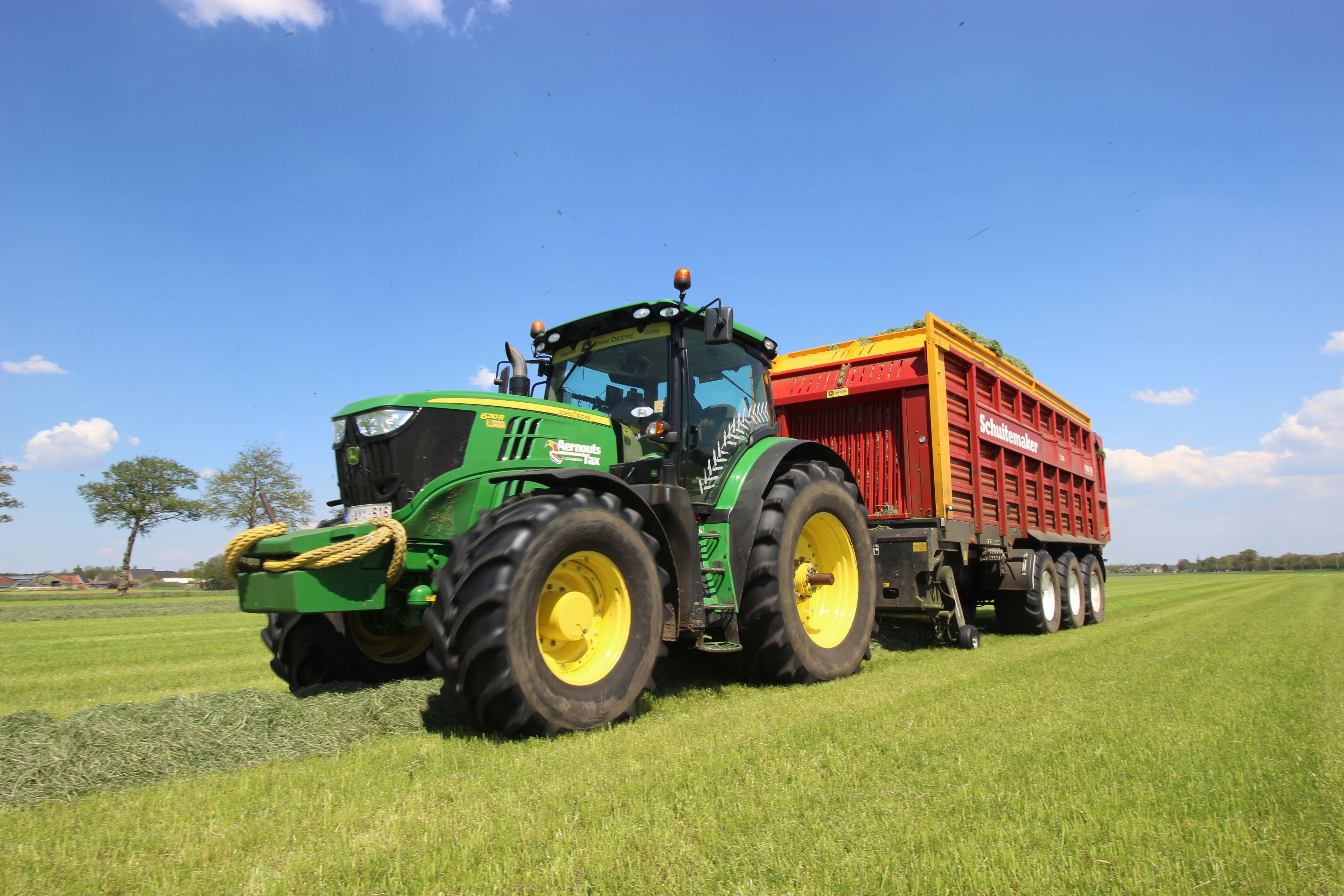 gras oprapen snijwagen belgie aernoutstax