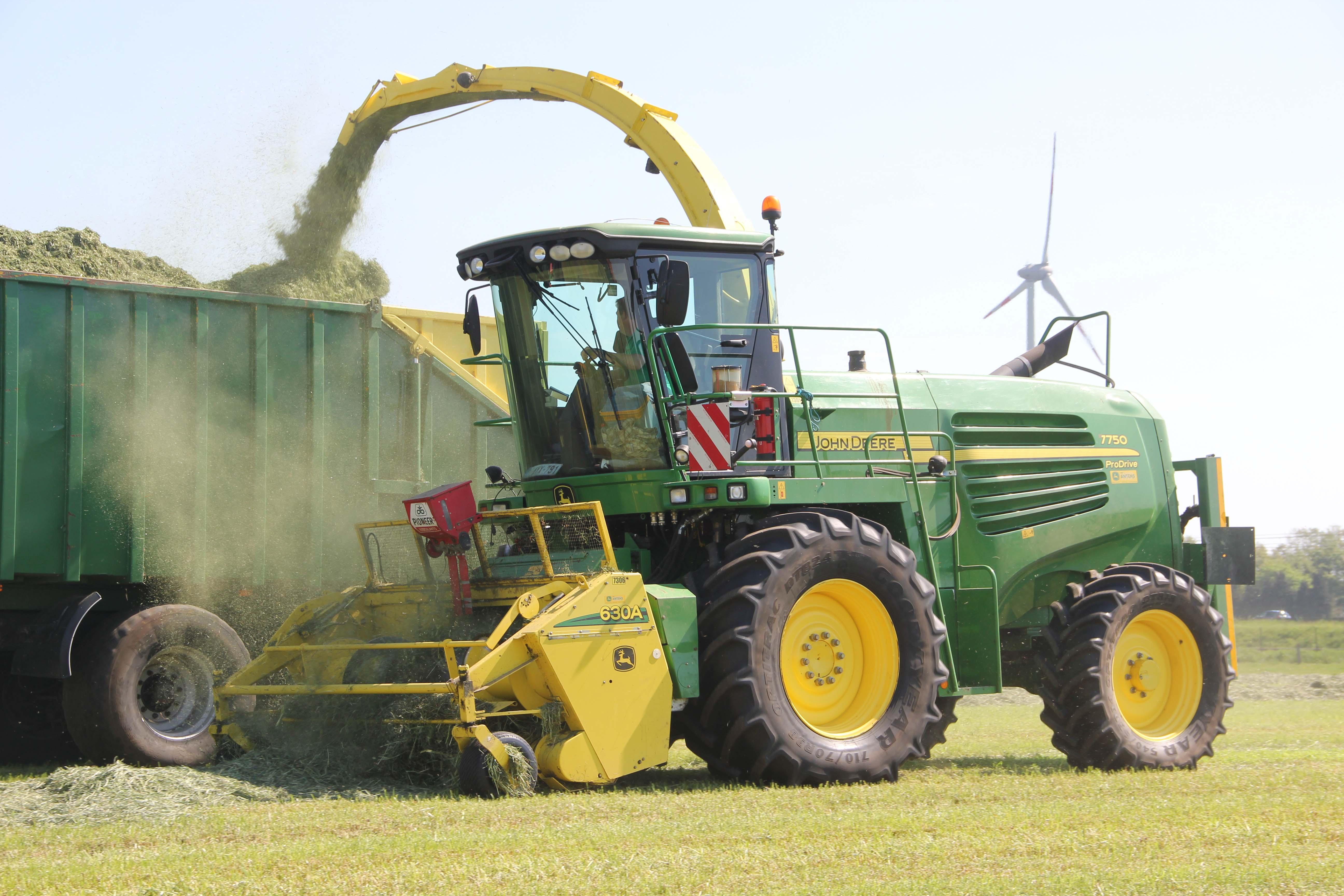gras hakselen belgie aernoutstax